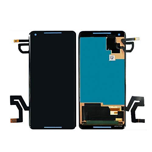 XCJ 100% Original AMOLED FIT para Fit For Google Pixel 2 XL Pantalla LCD Pantalla Táctil Ajuste para Fit For Google Pixel2 2XL Digitalizando Piezas De Repuesto