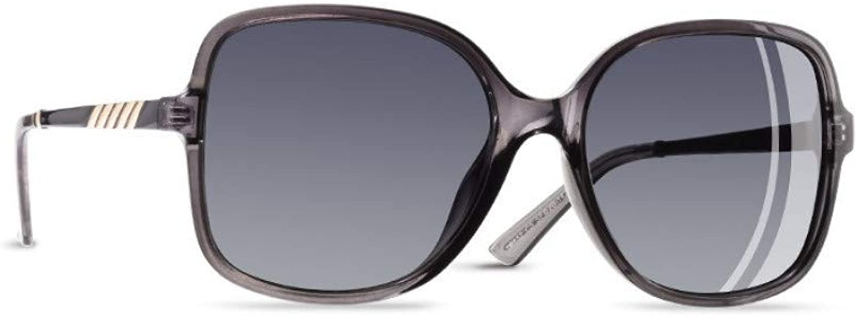 Caomingxuan Brand Design Elegant Sunglasses Women Oversized Frame Polarized Ladies Sun Glasses Uv400 Eyewear Goggle,D