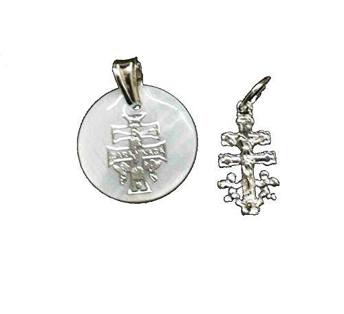 Candelabros Para Mujer único diseñador elegancia clásica Rígido de Metal Plata Colgante Collar