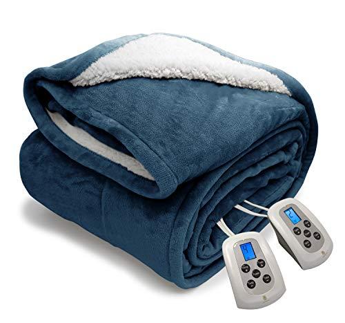 Best queen bed electric blanket