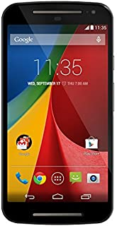 Motorola Moto G (2nd generation) Unlocked Cellphone, 8GB, Black
