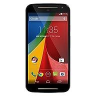 Motorola Moto G (2nd generation) Unlocked Cellphone, 8GB, Black Front Screen Display