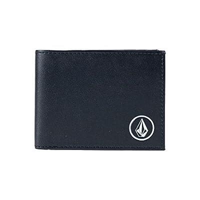 Volcom Men's Corps Wallet, Black, One Size
