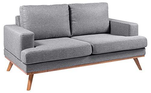 Amazon Brand - Movian Rotsee - Sofá de 2 plazas, 92 x 165 x