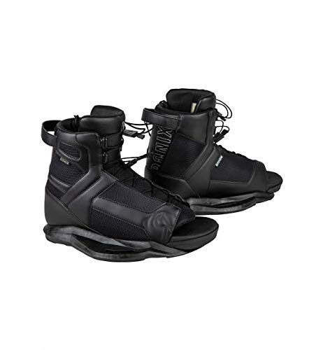 Ronix Divide Wakeboard Boots - Black - 10.5-14.5