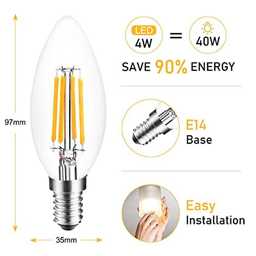 Blewandy Bombillas LED