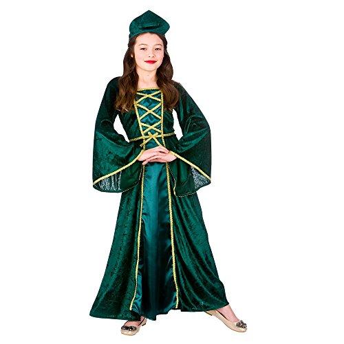 Medieval Princess - Kids Costume 8 - 10 years