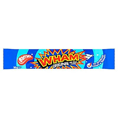 candyland wham chew bar 15g x 60 x 1 kids party sweets candy confectionary Candyland Wham Chew Bar 15g x 60 x 1 Kids Party Sweets Candy Confectionary 41H72 hNyYL