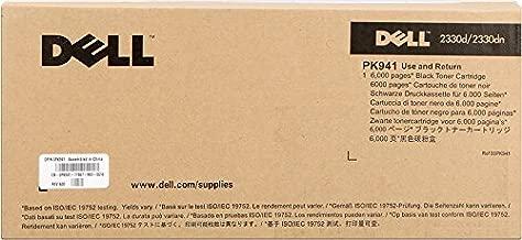 Dell 2330d/2330dn/2350d/2350dn 6k Black Use/Rtn Toner 330-2650