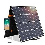 DTKJ Panel Solar PortáTil, Panel Solar Monocristalino PortáTil...