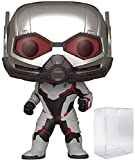 Marvel: Avengers Endgame - Ant-Man Funko Pop! Vinyl Figure (Includes Compatible Pop Box Protector Ca...