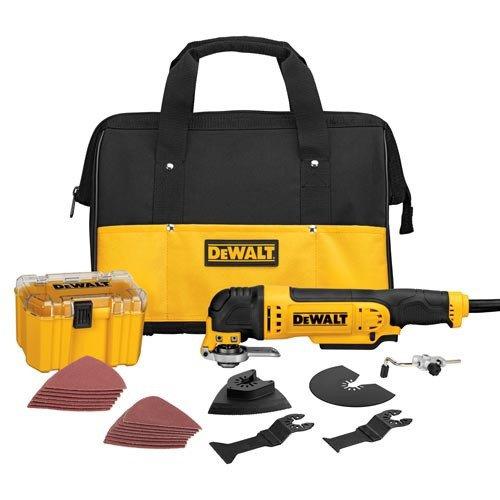 Dewalt Multi-Master 3 Amp Oscillating Tool Kit (Certified Refurbished)