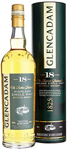 Glencadam 18 Years Old Whisky mit Geschenkverpackung  (1 x 0.7 l)