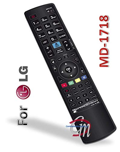 Jolly Line Replacement FOR TV LG (1718) afstandsbediening