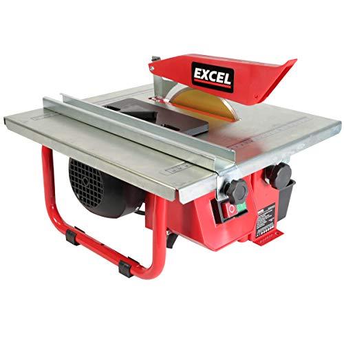 Excel 180mm Electrical Wet Tile Cutter 600W Heavy Duty