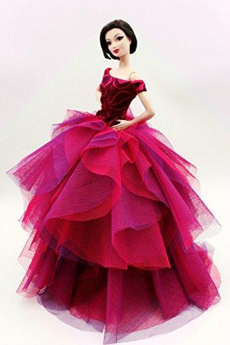 [Handmade Dress Fit For 12