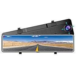 Karsuite M9 12-inches Dash Cam with GPS