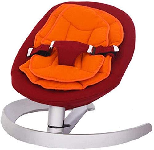 Babyschommel baby deurstaaner stoelen en wippen kinderen comfort stoel bank babystoel schommelstoel wieg stoel pasgeboren kind coax-baby in de slaap kunst elise B
