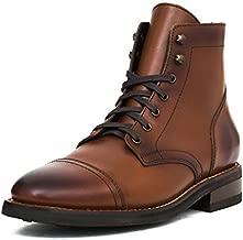 Thursday Boot Company Captain Men's Lace-up Boot, Brandy, 8.5 M US