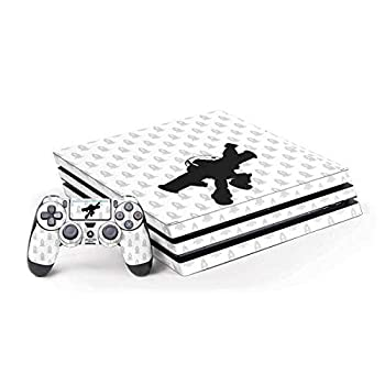 Skinit Decal Gaming Skin Compatible with PS4 Pro Console and Controller Bundle - Officially Licensed Disney Buzz Lightyear Silhouette Design