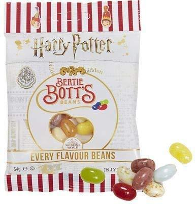 Harry Potter Bertie Botts elke smaak Jelly bonen 54g Stocking Filler