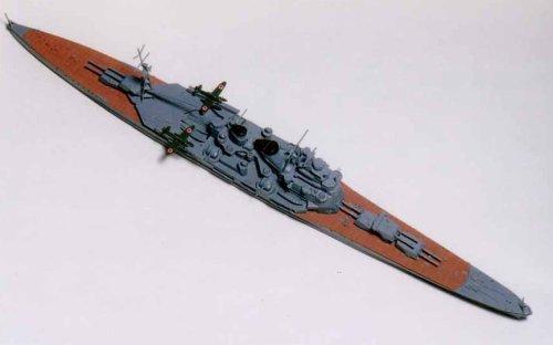 1/700 Japanese Navy Heavy Cruiser Atago 1941 W55 (japan import)