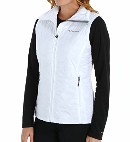 Columbia Taille Plus Mighty Lite ? III Gilet Taille Unique Blanc