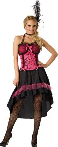 In Character Costumes - Disfraz de cabaret para mujer, talla XL (96004XL)