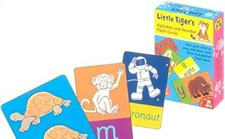 Little Tiger's Flash Cards: Number Snap Set 3