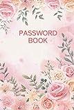 Password Book: password log book and internet password organ