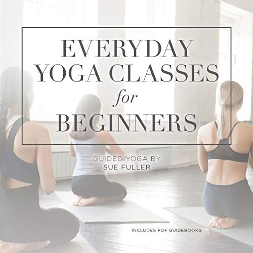 Everyday Yoga Classes for Beginners cover art