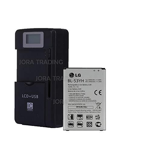 OEM Battery BL-53YH for LG G3 850 D851 D852 D855...
