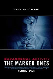 Paranormal Activity: The Marked Ones Poster (11 x 17 - 28cm x 44cm)