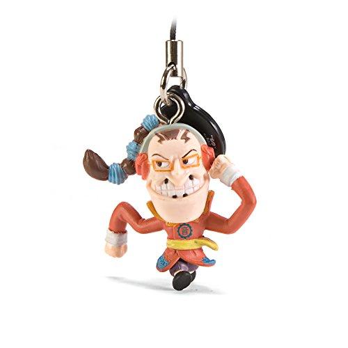 Memorias de One Piece de registro 03 Scratchmen Apoo correa del teléfono celular Figura