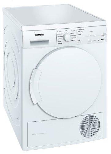 Siemens iQ300 WT44W162 Wärmepumpentrockner / A++ / 7 kg / weiß / Selbstreinigender Kondensator / softDry-Trommelsystem / Super40