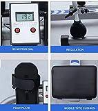 Rowing Machines Trac Glider Rudergerät Home Gym Workout Geräte mit LCD-Display 310 LB Gewicht Kapazität - 3