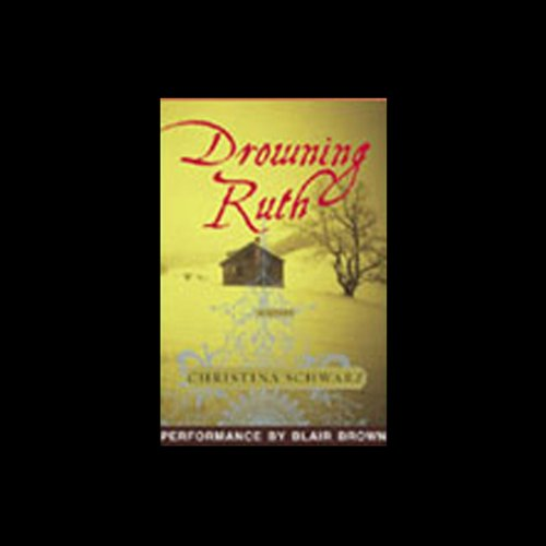 Drowning Ruth  audiobook cover art