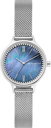 [スカーゲン] 腕時計 ANITA SKW2862 レディース 正規輸入品 シルバー