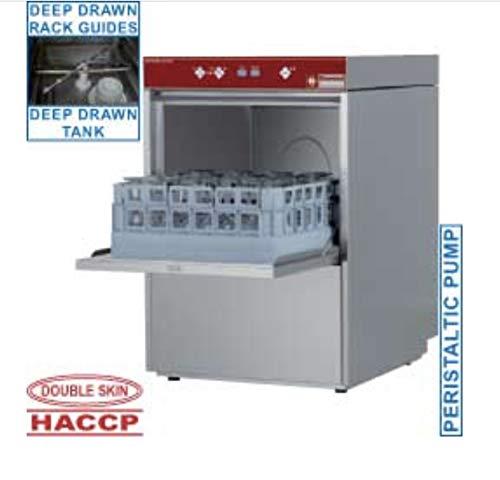 Gastronomie Gläserspülmaschine FastWash 3,4 kw inkl. Dosierer für Klarspüler