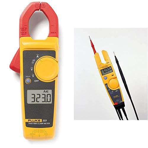 Fluke 323 True-Rms Clamp Meter - Professional