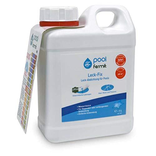 Fermit Leck-Fix Dichtmittel für Pools 1,0 l
