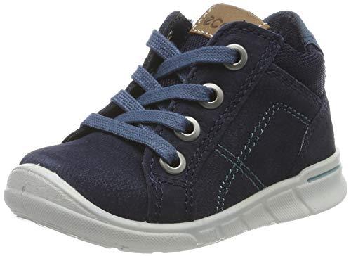 ECCO Unisex Kinder First Sneaker, Blau (Night Sky 1303), 21 EU