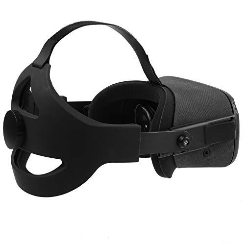 Eyglo Head Pad para Oculus Quest Headset Headband Head Strap Reducir l