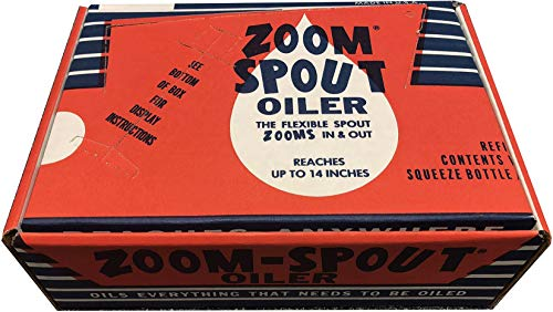 Euro-Notions Zoom Spout Sewing Machine Oiler 4oz