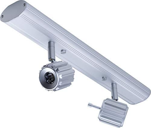 HEITRONIC LED Strahler WEGA 2-flammig 6x 3W Deckenleuchte