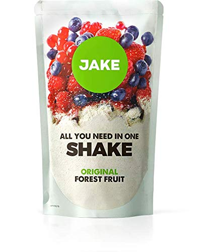 Jake Forest Fruit Original 20 Meals │ Vegan Meal Replacement Powder Shake, Plant-Based, Nutrient Dense, High Protein