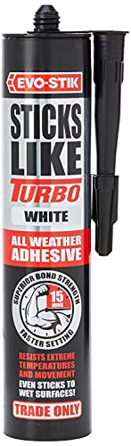 EVO-STIK 30614238 Sticks Like Turbo-White