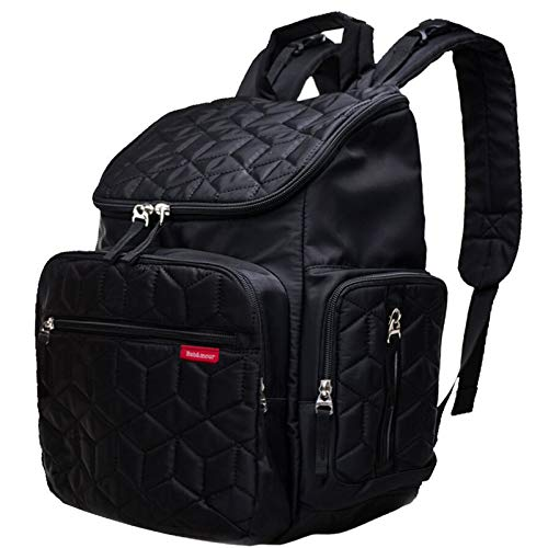 Bebamour Changing Bag Backpack with Changing Mat