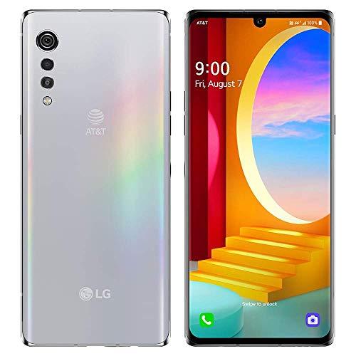 """LG Velvet 5G G900UM 128GB AT&T GSM Unlocked Phone 6.8"""""""