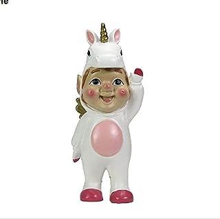 Gnomes Unicorn Costume Design Garden
